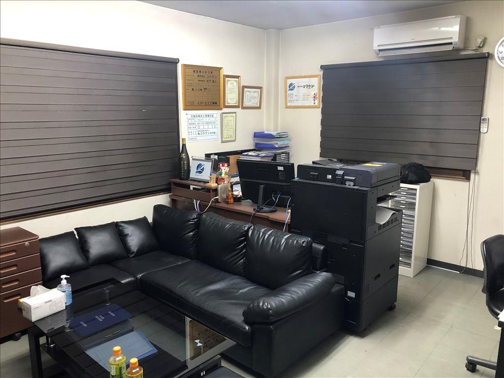 九州日新アイランドシティ倉庫